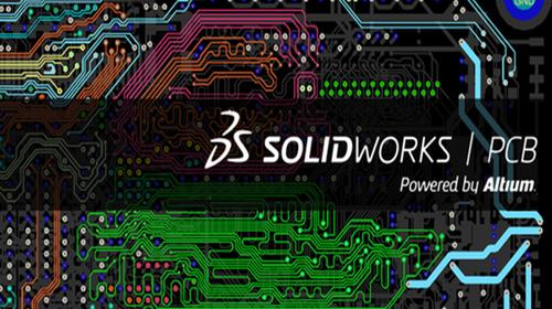 Paczka bibliotek do SOLIDWORKS PCB